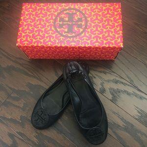 Tory Burch Reva - Tumbled Leather